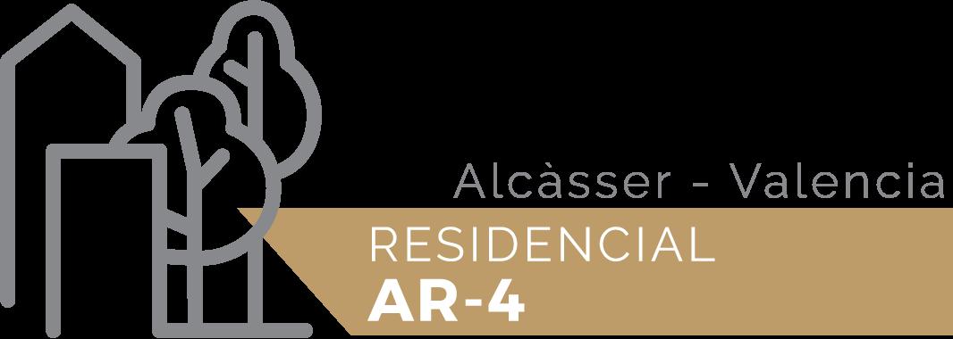Logo Residencial AR-4