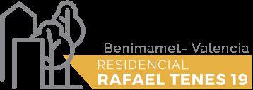 Logo Residencial  RAFAEL TENES - 19