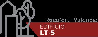 Logo Edificio LT-5