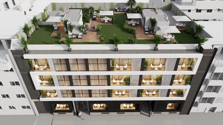Urbania: Edificio AM-7