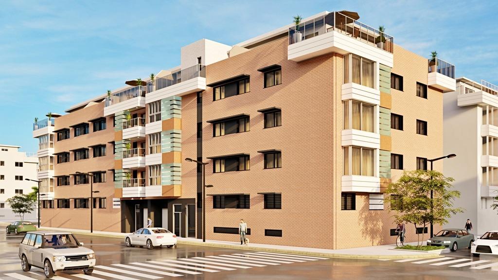 Urbania: Edificio PLAZA II