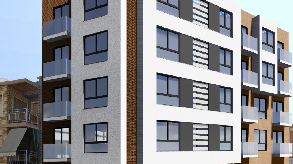 Urbania: Edificio MR-3