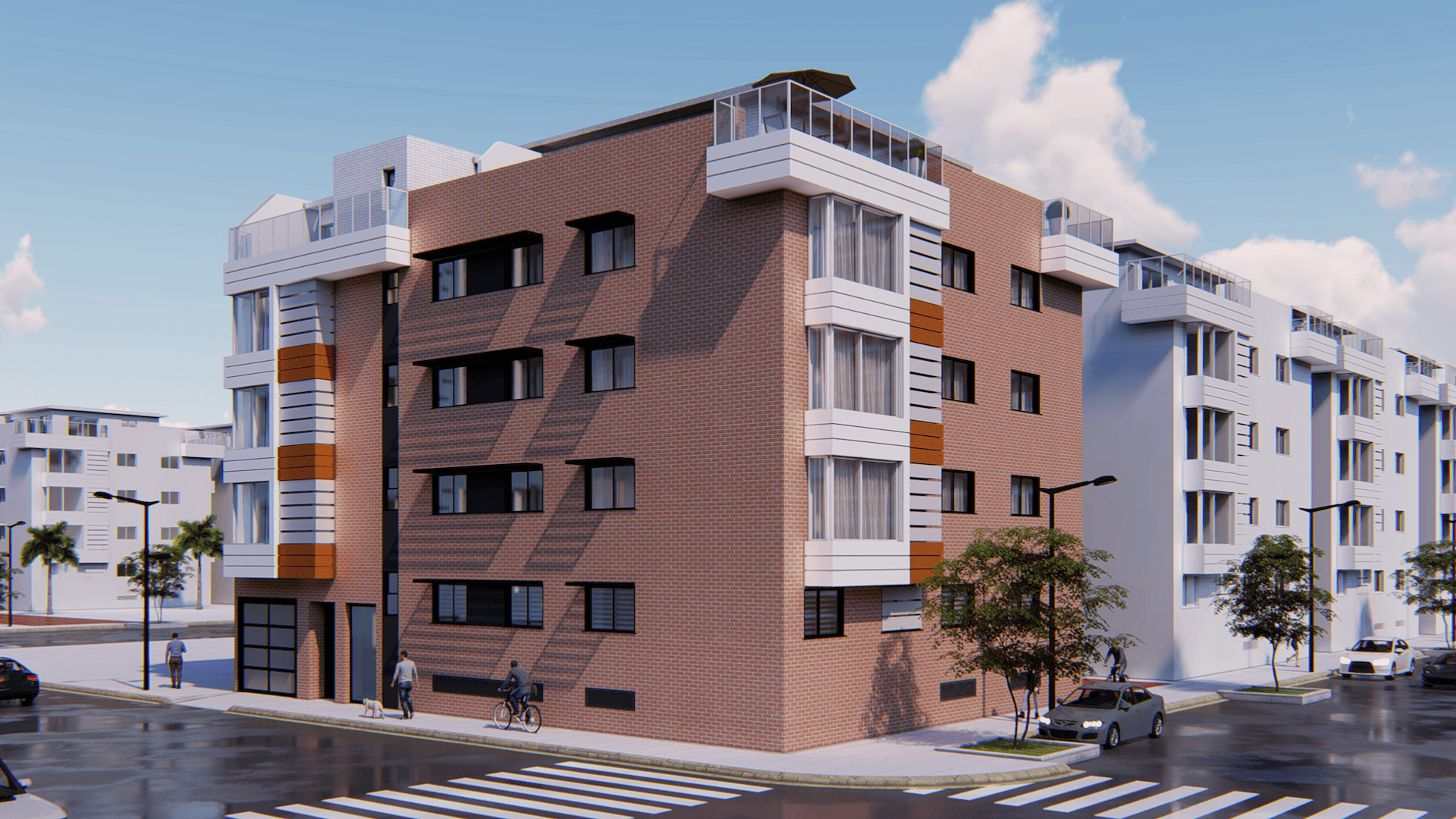Urbania: Edificio PLAZA