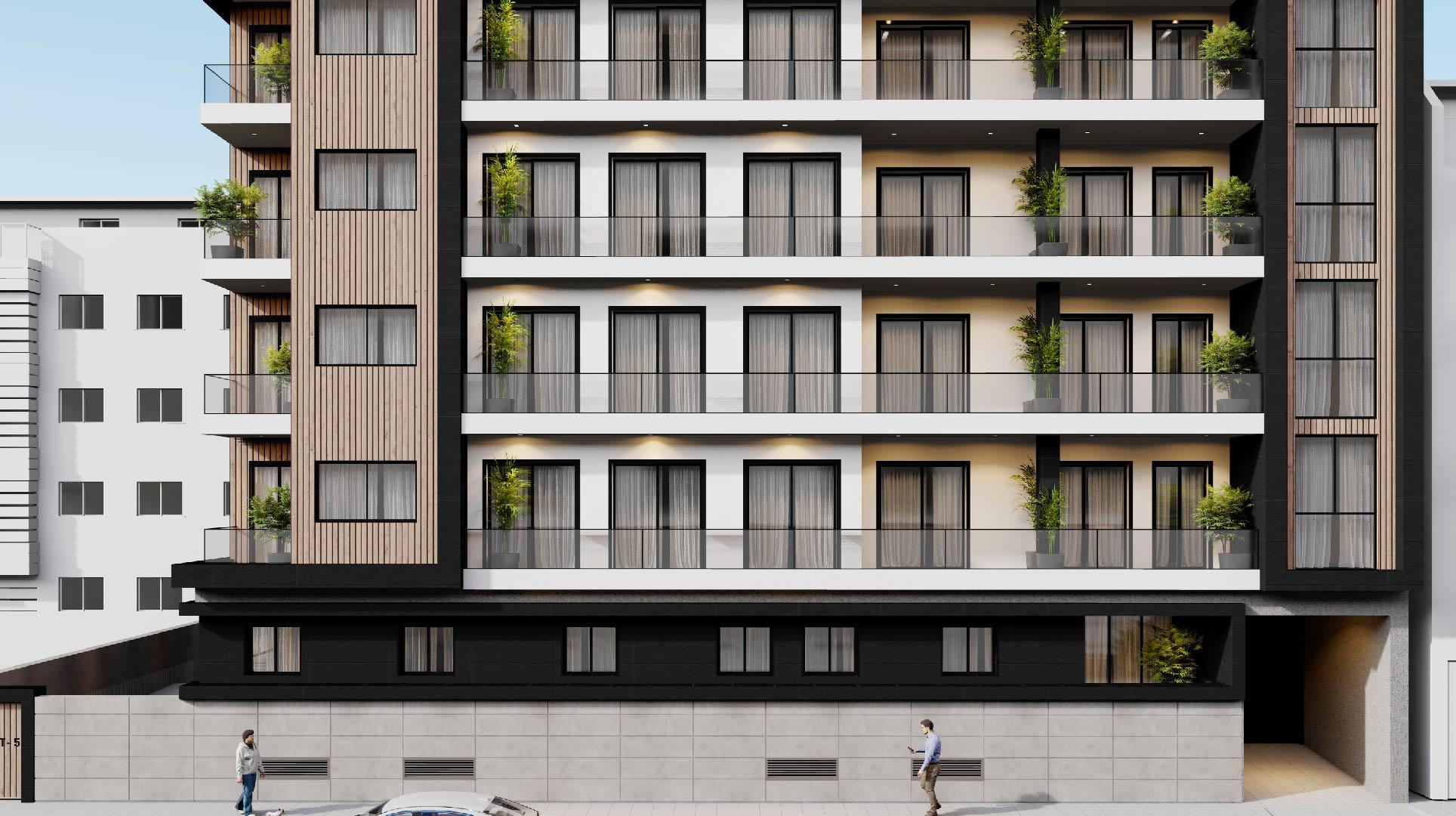 Urbania: Edificio LT-5