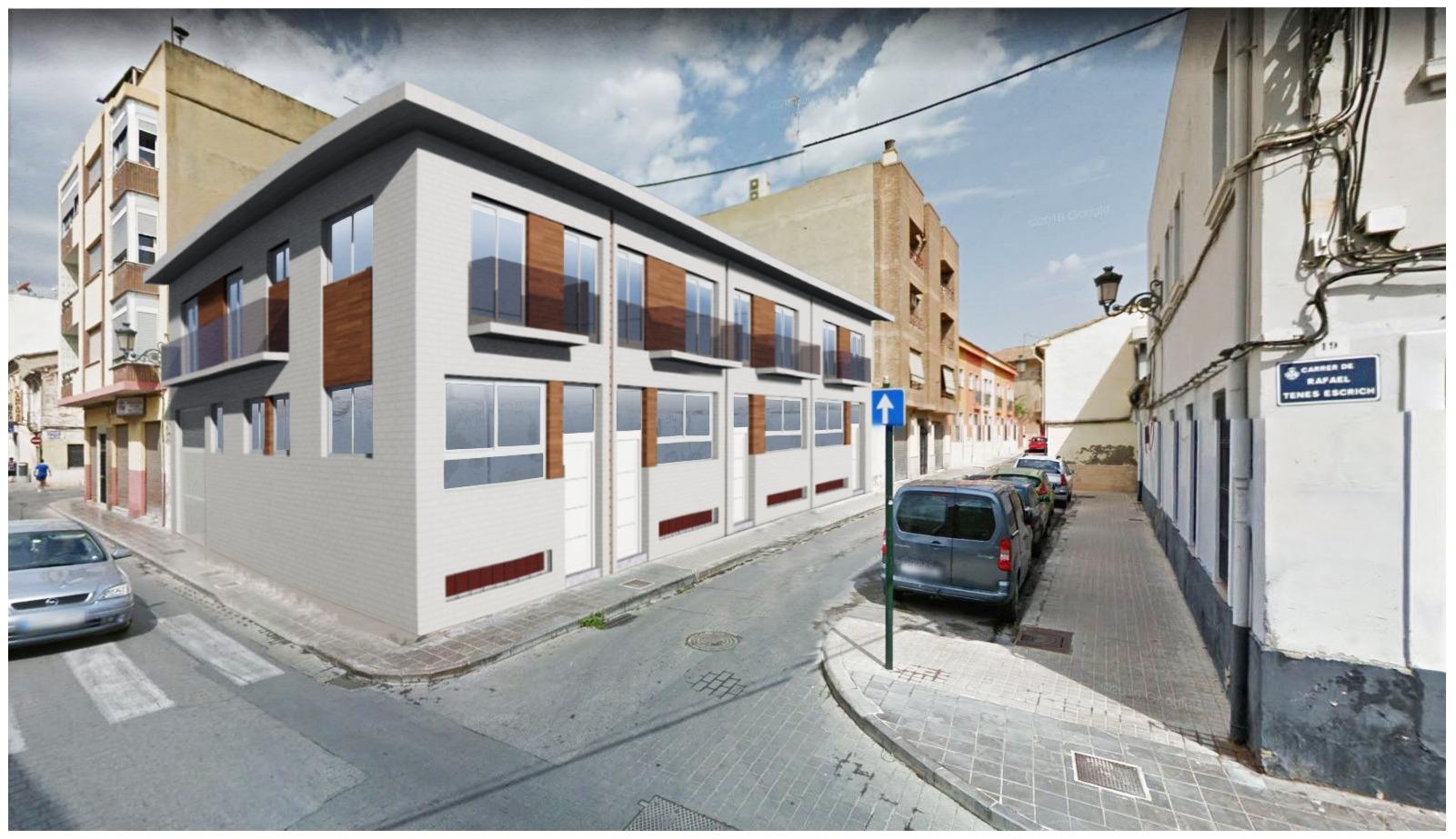 Urbania: Residencial  RAFAEL TENES - 19