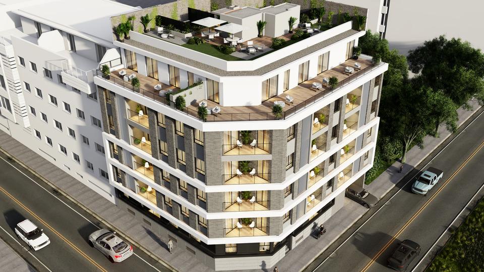 Urbania: Edificio FG-122