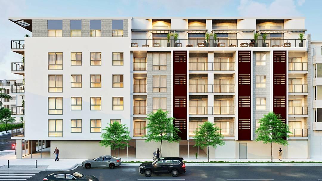 Urbania: Edificio EP-14